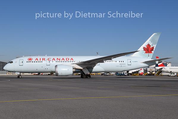 2020-02-27 C-GHPV Boeing 787-8 Air canada