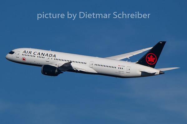 2020-01-12 C-FVLX Boeing 787-9 Air Canada