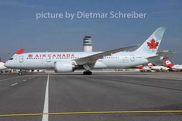 2019-05-02 C-GHQQ Boeing 787-8 Air Canada