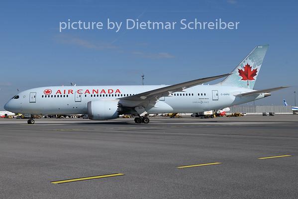 2019-05-07 C-GHPU Boeing 787-8 Air Canada