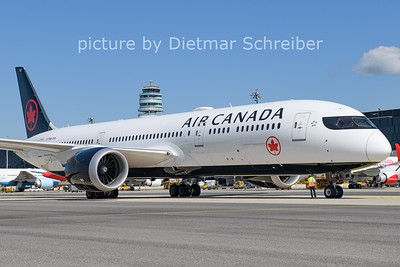 2021-07-29 C-FNVB Boeing 787-9 AIr Canada