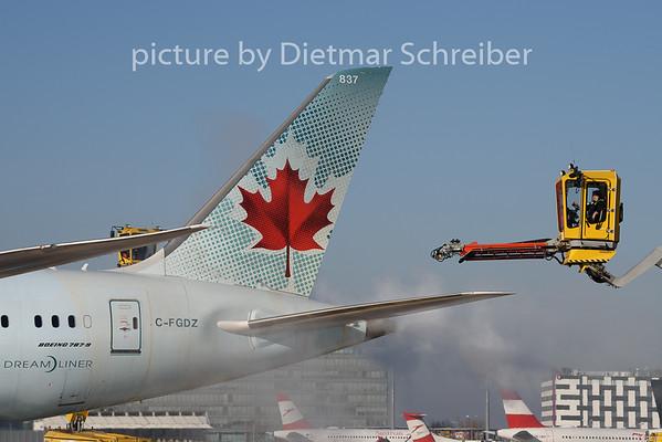 2020-01-02 C-FGDZ Boeing 787-9 Air Canada