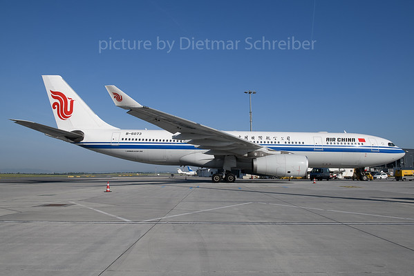 2018-05-31 B-6073 Airbus A330-200 Air China