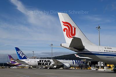 2019-11-14 B-6505 Airbus A330-200 AIr China