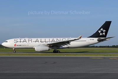 2018-06-05 B-6091 AIrbus A330-200 Air China