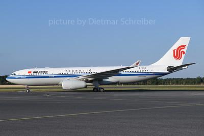 2018-06-26 B-6132 Airbus A330-200 Air China