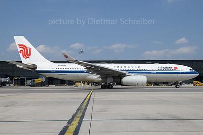 2018-08-07 B-6092 Airbus A330-200 Air China