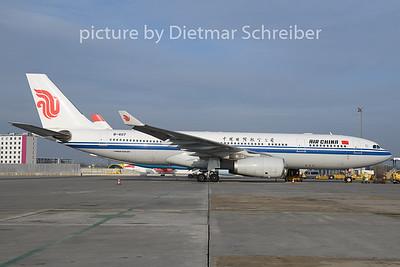 2019-02-21 B-6117 Airbus A330-200 Air China