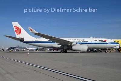 2019-03-21 B-6132 AIrbus A330-200 Air China