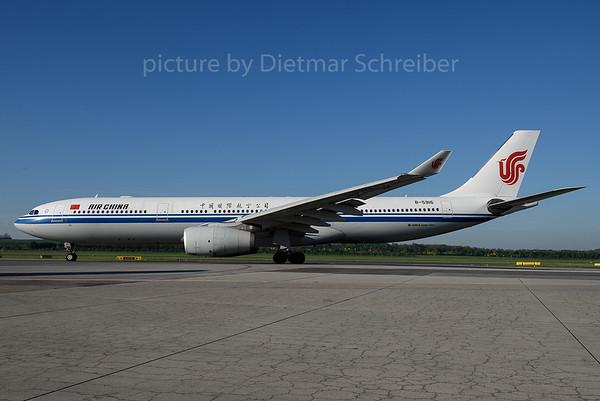 2017-05-11 B-5916 Airbus A330-300 Air China