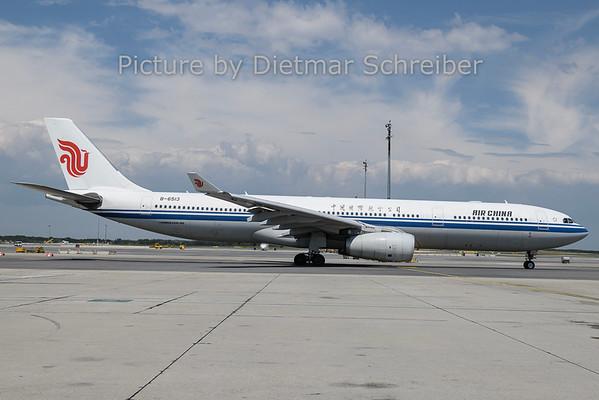 2018-07-17 B-6513 Airbus A330-300 Air China