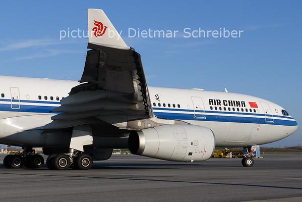 2020-11-21 B-5933 AIrbus A330-200 Air China