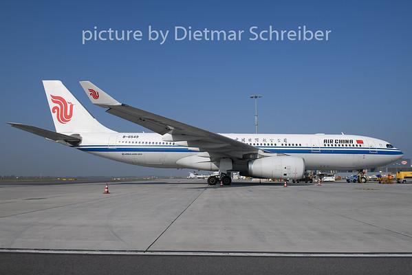 2018-10-09 B-6549 Airbus A330-200 Air China