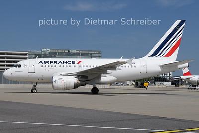 2021-08-12 F-GUGF Airbus A318 Air France