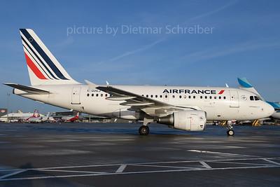 2018-01-05 F-GUGJ Airbus A318 Air France