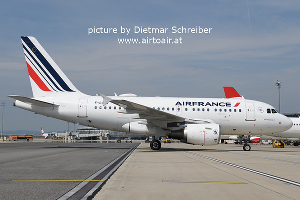 2021-05-22 F-GUGR Airbus A318 Air France