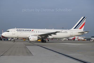 2018-01-25 F-GKXZ AIrbus A320 Air France