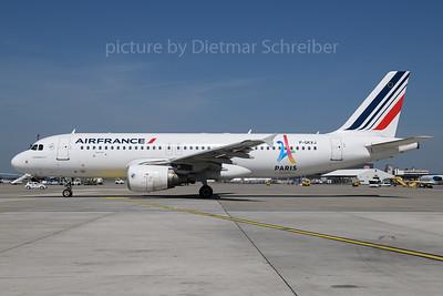 2018-05-31 F-GKXJ Airbus A320 Air France