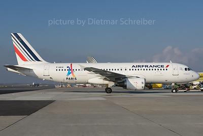 2016-12-05 F-GKXI Airbus A320 Air France