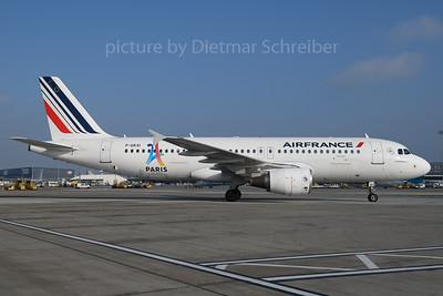 2018-03-25 F-GKXI Airbus A320 Air France