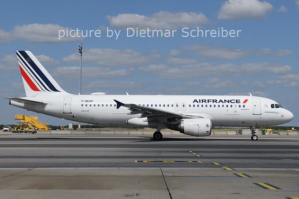 2021-08-25 F-GKXH Airbus A320 AIr France