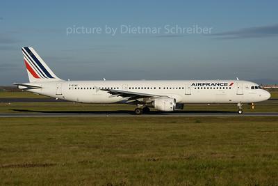 2016-10-31 F-GTAS AIrbus A321 Air France