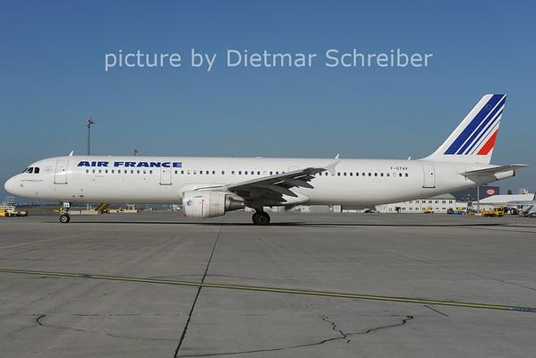 2012-10-03 F-GTAV Airbus A321 Air France