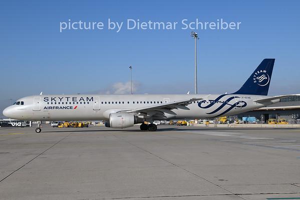 2018-11-16 F-GTAE Airbus A321 AIr France