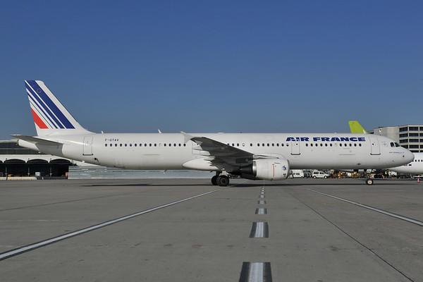 2012-03-06 F-GTAV Airbus A321 Air France