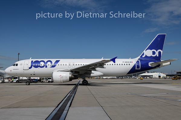 2019-07-23 F-GKXH Airbus A320 Joon