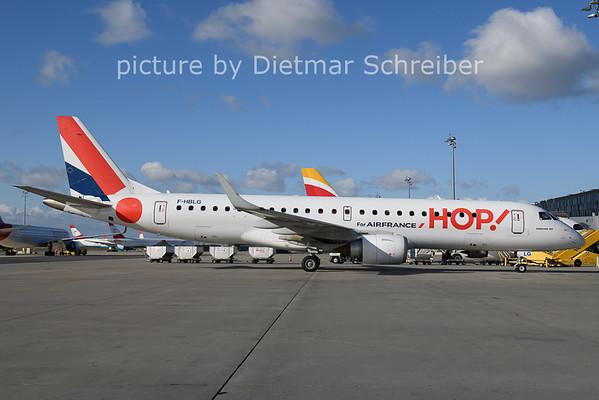 2020-11-20 F-HBLG Embraer 190 HOP