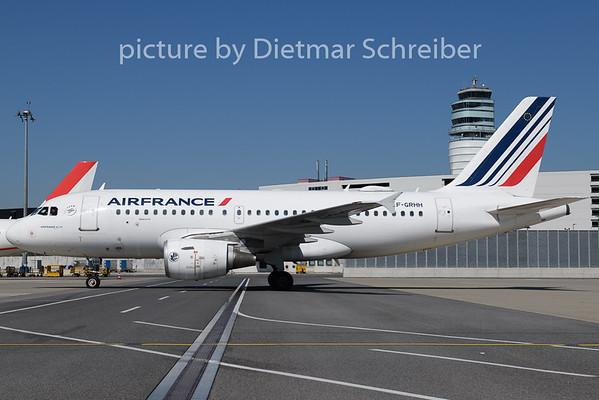 2020-08-22 F-GRHH AIrbus A319 AIr France