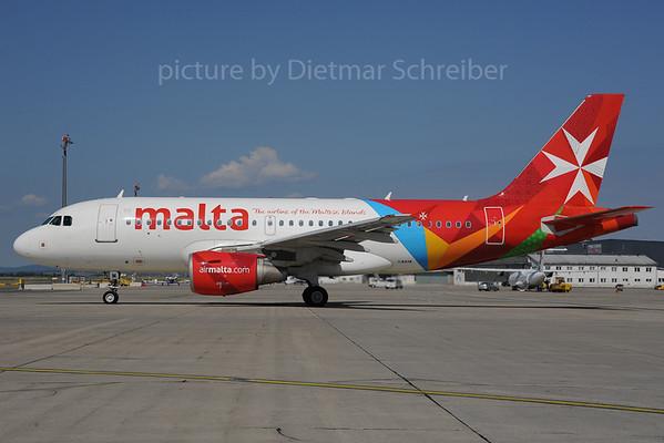 2013-08-15 9H-AEM Airbus A319 Air Malta