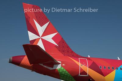 2015-08-05 9H-AEM Airbus A319 Air Malta