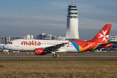2019-12-30 9H-AHS Airbus A320 Air Malta