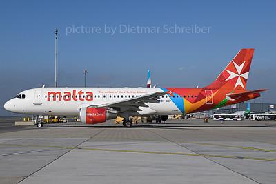 2019-10-15 9H-AEP Airbus A320 Air Malta