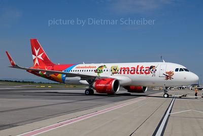 2018-06-17 9H-NEO Airbus A320neo AIr Malta