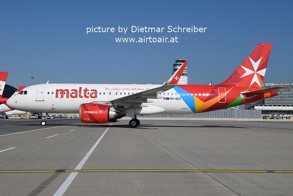 2021-08-20 9H-NEO AIrbus A320neo AIr Malta