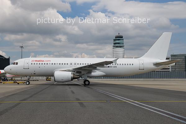 2021-07-03 9H-AHS Airbus A320 AIr Maölta