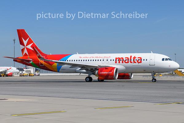 2020-07-31 9H-NEO Airbus A320neo Air Malta