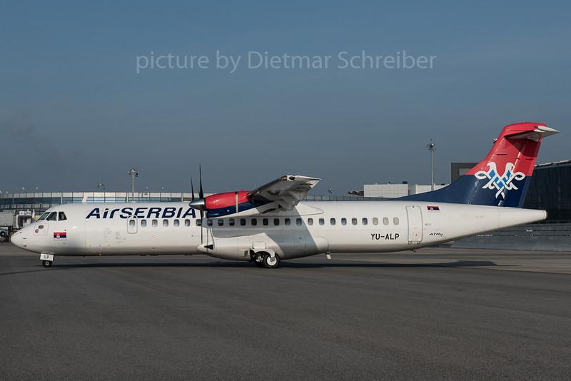 2015-10-26 YU-ALP ATR72 Air Serbia