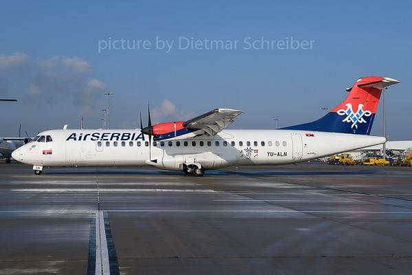2018-02-05 YU-ALN ATR 72 Air Serbia