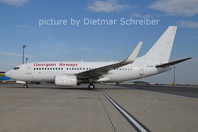 2021-07-04 4L-TGI Boeing 737-700 Georgian Airways