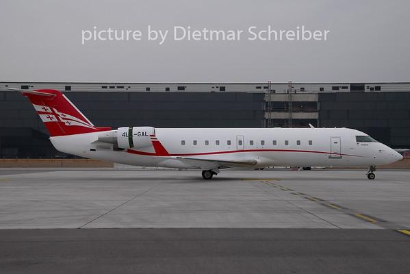 2007-10-04 4L-GAL Regionaljet Georgian Airways