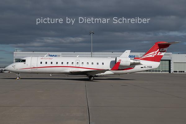 2020-11-17 4L-TGB Regionaljet 200 Georgian AIrways