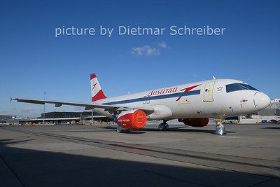 2020-11-05 OE-LXE Airbus A320 Austrian AIrlines