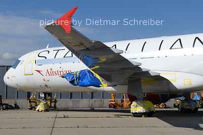 2021-05-29 OE-LBZ Airbus A320 Austrian Airlines