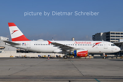2021-01-08 OE-LBI AIrbus A320 Austrian AIrlines