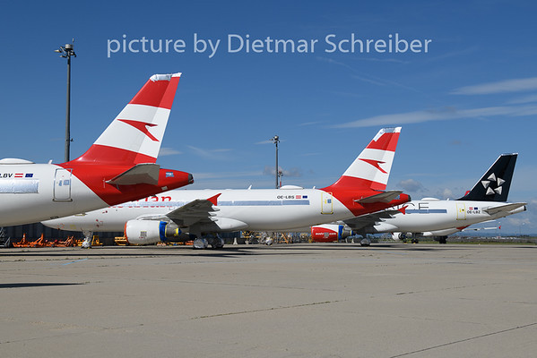 2020-08-23 Austrian Airlines Airbus A320