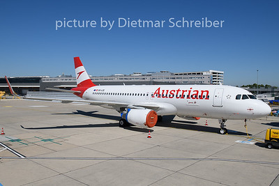2020-09-05 OE-LZE Airbus A320 Austrian Airlines